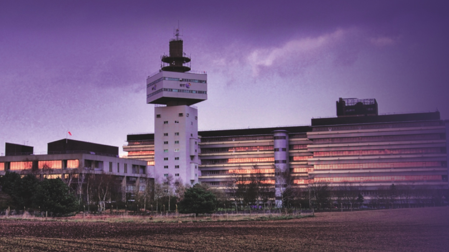 BT Adastral Park website